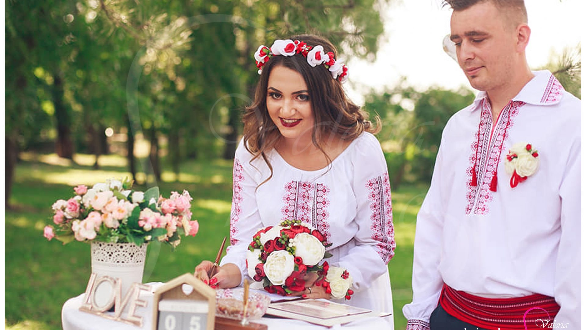 Inregistrarea casatoriei sub cerul liber Agentia Valeria Mariage 069787665 www.valeria (10)